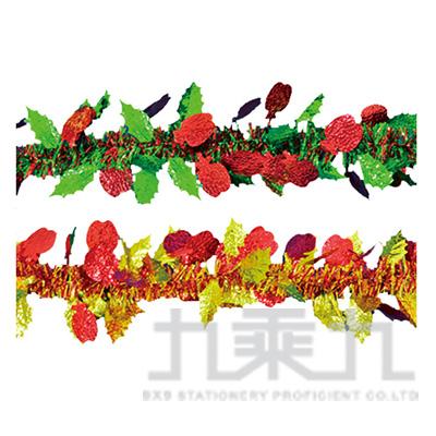 94(H)5.5豪華聖誕葉金蔥條 GTX-5443 (隨機出貨)