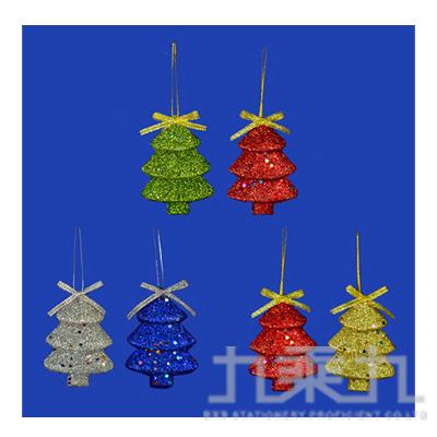 94(H)2入3亮蔥聖誕樹吊飾 GTX-5291