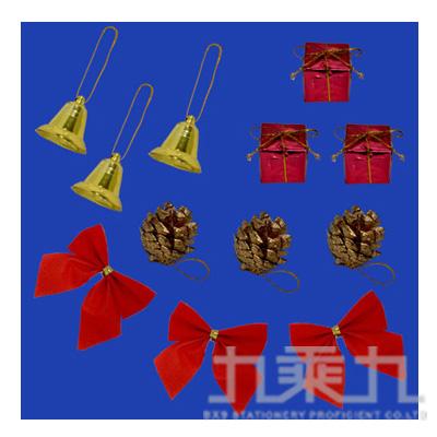 94(H)12PCS聖誕吊飾組合包 GTX-5111