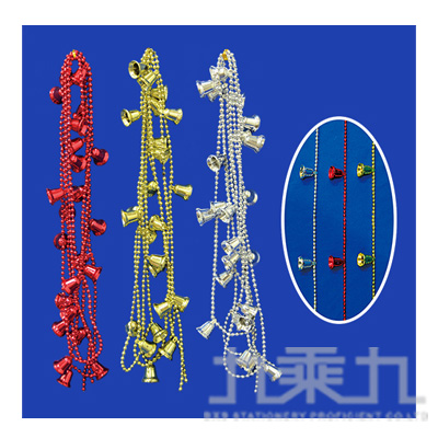 94(H)9尺聖誕鐘電鍍串 GTX-5484