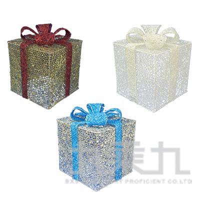 25公分亮蔥禮物盒擺飾 GTX-5642