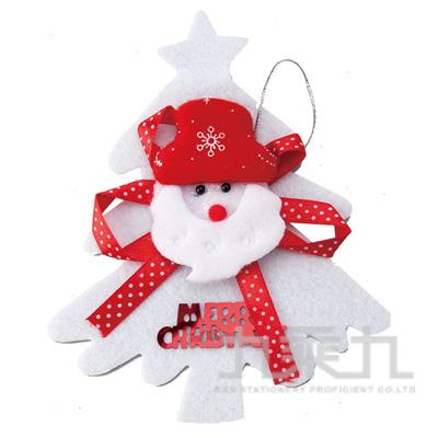 94#聖誕老公白樹吊飾 SL5492