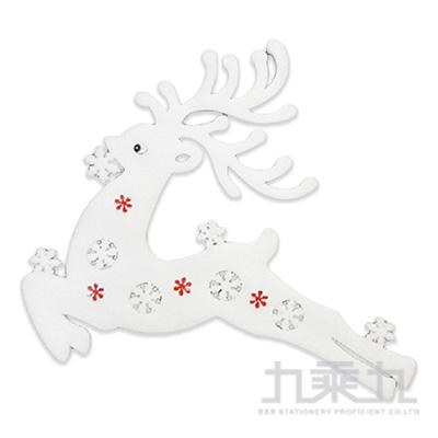 泡棉聖誕麋鹿32*30cm 28496