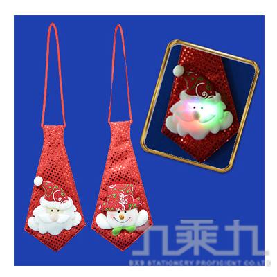 亮燈可愛聖誕領帶 GTX-5576