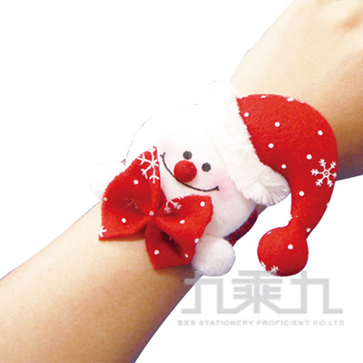 94(H)聖誕俏皮亮片彈力手環GTX-5341