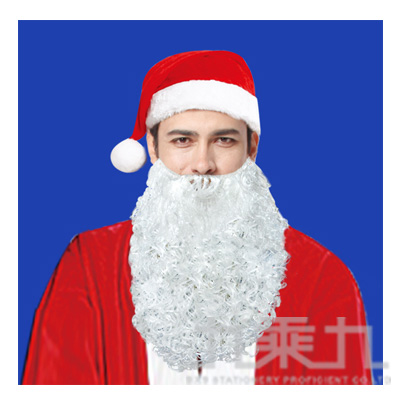 聖誕老公公鬍子 GTX-5448