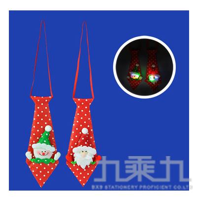 閃燈俏皮聖誕領帶 GTX-5665