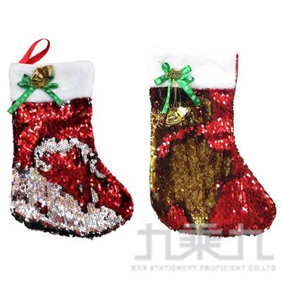 變色鱗片聖誕襪 515930