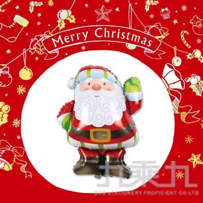耶誕佈置 鋁箔耶誕老人氣球 DE-03167