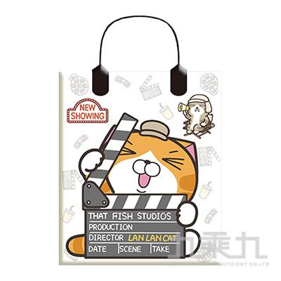 白爛貓銀箔手提福袋
