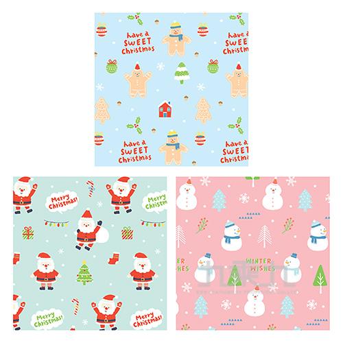 耶誕包裝紙I(款式隨機出貨)