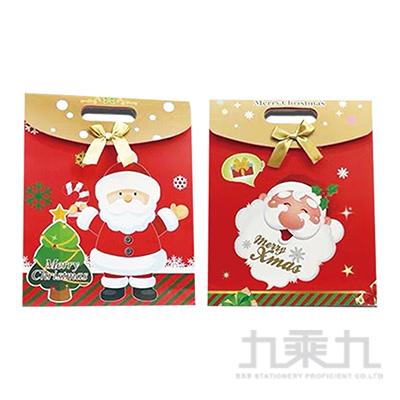 聖誕精美禮物袋中 AF1910125 (多款隨機)