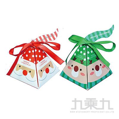 2入聖誕三角禮物盒  GTX-5862