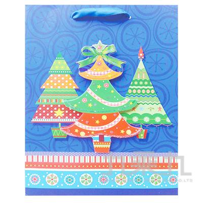 94#@聖誕快樂禮物袋-小 MX7001-3
