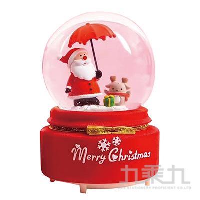 聖誕100MM水球雨傘 DE191084
