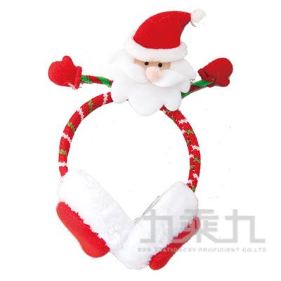 94#(E)聖誕老公耳罩 SL5769