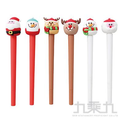 聖誕大頭中性筆 MX2003-5