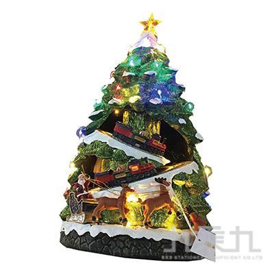 聖誕樹屋音樂鈴 SL7582
