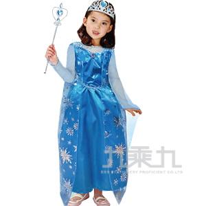 艾莎奇緣公主服(S.M.L)GTH-1570