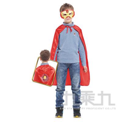 93#30鋼鐵小英雄眼罩披風組 GTH-1746