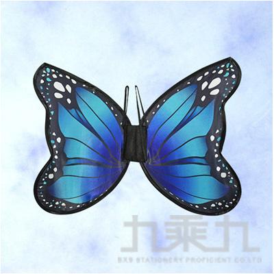 藍黑蝴蝶翅膀 GTH-1850