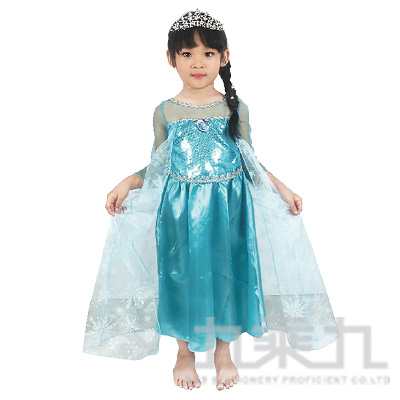 艾莎公主洋裝43822