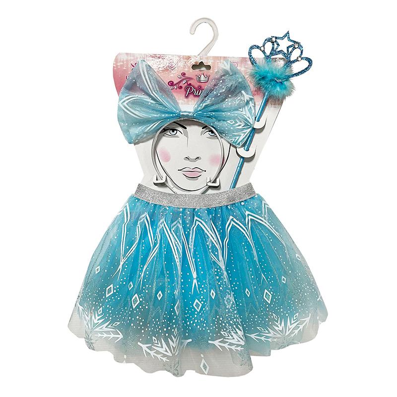 冰藍蝴蝶仙子三件套 40942