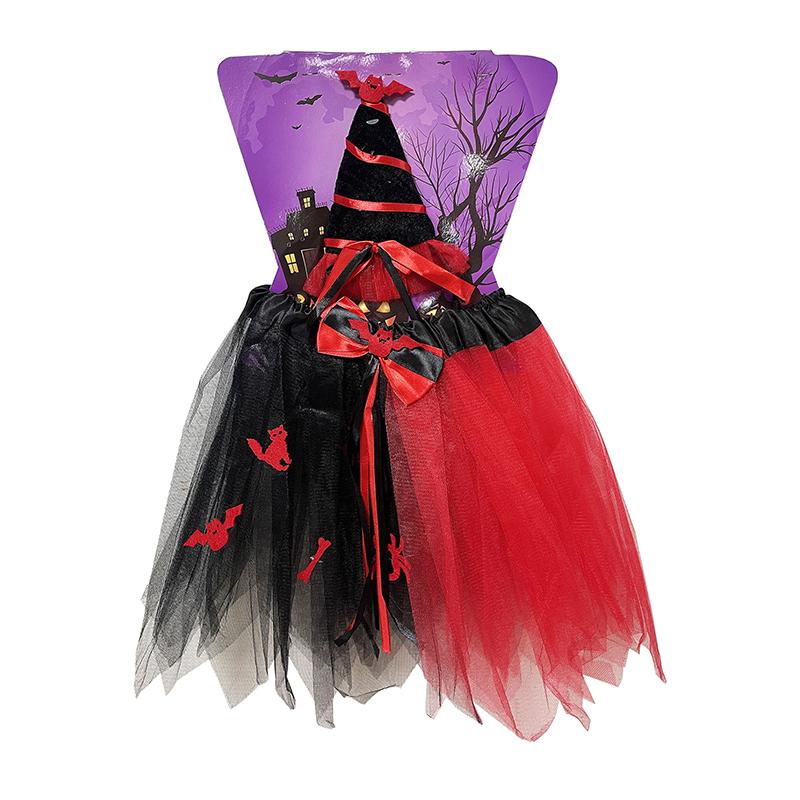 俏麗巫婆二件套-紅 41699