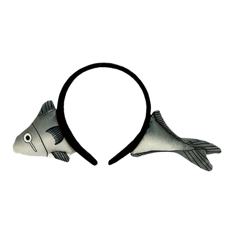 可愛鯊魚髮箍 42354