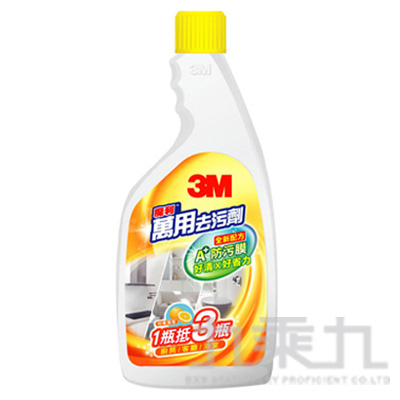 3M 魔利萬用去汙劑補充瓶 (500ml) 06274-0102