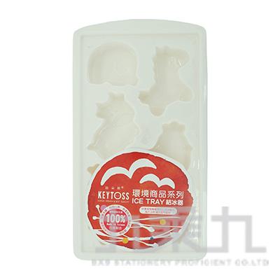 ICE-卡通製冰器/冰盒冰夾組 V2282