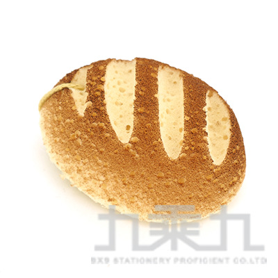 SK3804 烘焙幸福生活-法國麵包 沐浴海綿