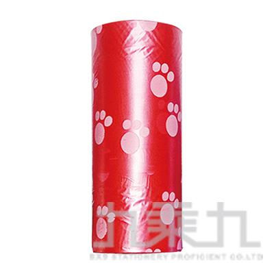 黑星球寵物黃金袋(紅火)
