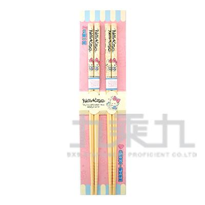 K/T 2入竹筷(小熊) KT1392