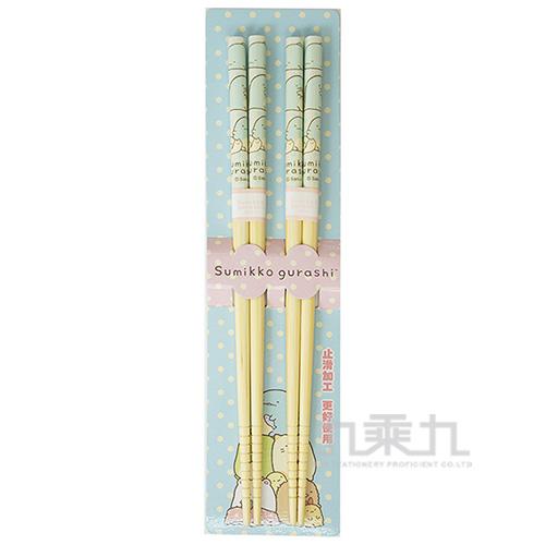 角落小夥伴竹筷2入-恐龍 SG52431A