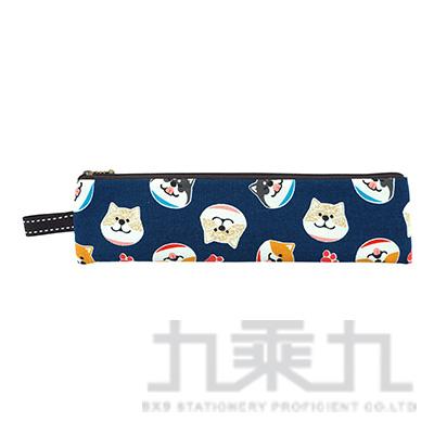 台灣製加大環保筷袋(柴犬) AT-110