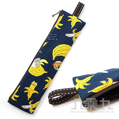 加大印花棉環保筷袋 AI-119