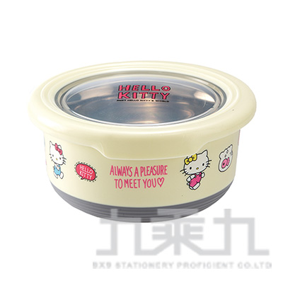 K/T 不鏽鋼防滑碗(中)世界風2版 KTA1472