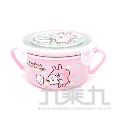 卡娜赫拉雙耳隔熱餐碗搓臉粉版 KS52051C