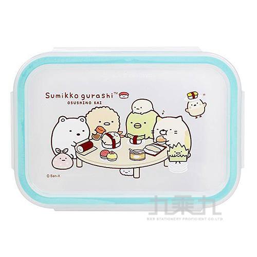 角落800ML玻璃食物分裝盒-壽司 SG70121B