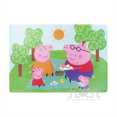 佩佩豬多功能止滑餐墊-野餐版 PP02391A
