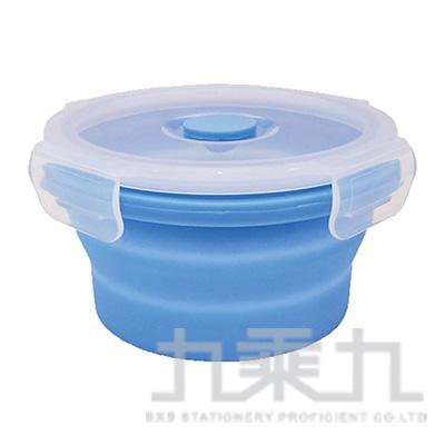 米諾諾矽膠折疊保鮮碗350ml 163880