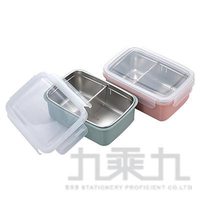 304分隔保鮮餐盒800ml