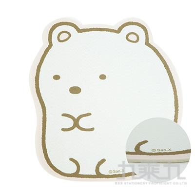 角落小夥伴膠毛氈布鍋墊-白熊版 SG67621B