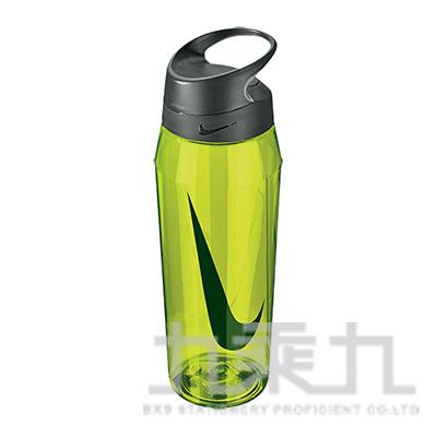 NIKE TWIST 基礎水壺24oz-綠