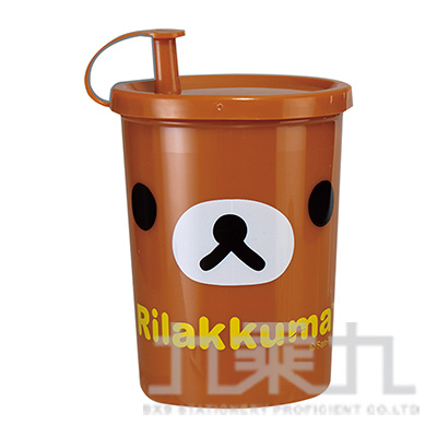 拉拉熊 吸管杯大臉版 RK52393