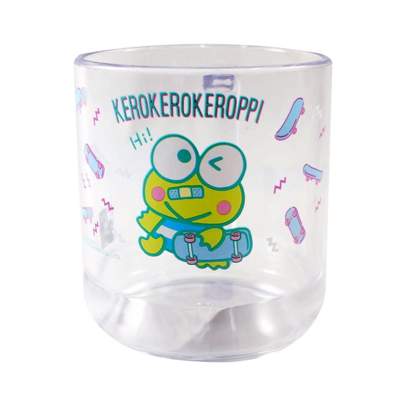 K/R 大眼蛙壓克力水杯  021658