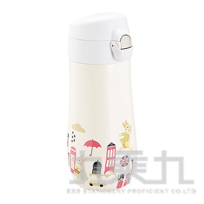 安妮兔陶瓷彈蓋水瓶450ml BC-0197