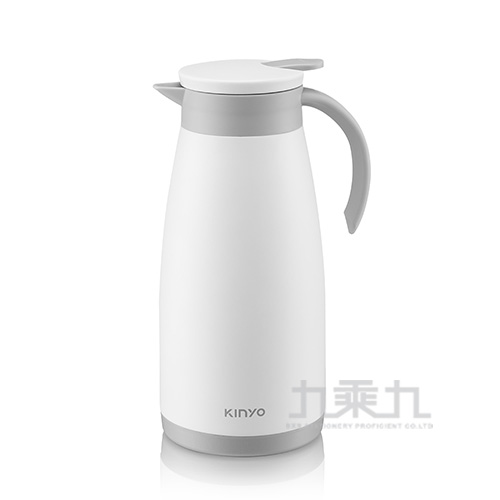 Kinyo304不鏽鋼真空保溫壺-1500ml