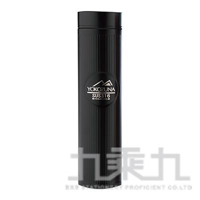 橫綱316ST輕量保溫瓶320ml-黑 HG-360